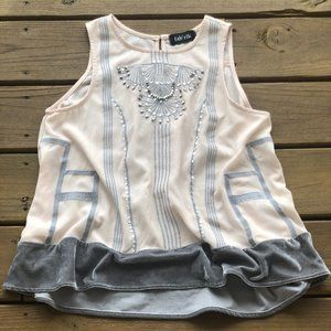 Beaded Boutique Tank